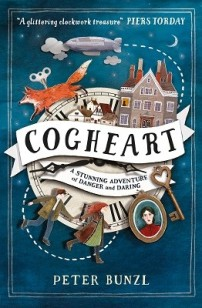 Cogheart Cover Picture