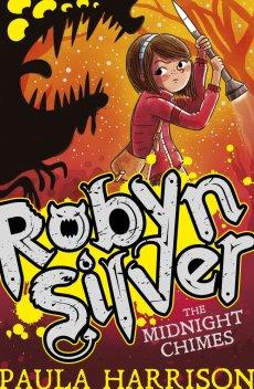 Robyn Silver cover Paula Harrison