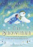 2018 10 18 The Snowman by Michael Morpurgo, Puffin Books