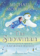 2018 10 18 The Snowman by Michael Morpurgo, Puffin Books